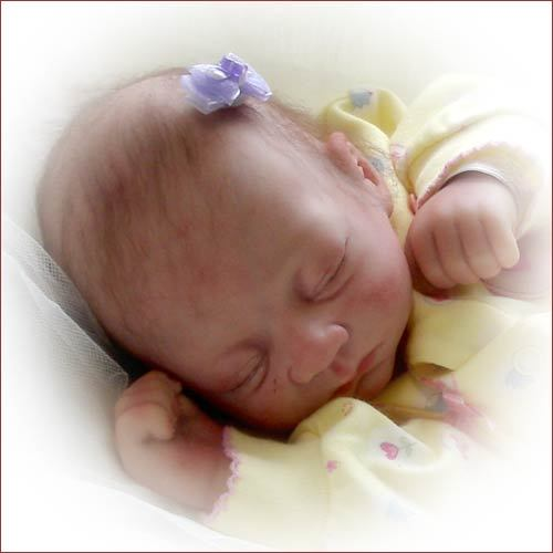 "Reborn Doll Kit  17"" ""Taffy""  by Secrist"