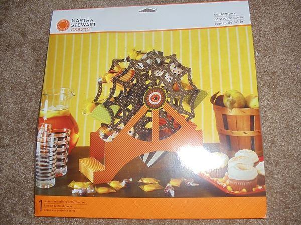 Martha stewart halloween ferris wheel spinning candy