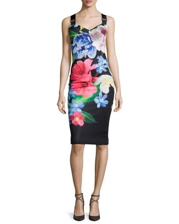 32d65c2e4ddb5 Gorgeous new bodycon DRESS by TED BAKER from the TED BAKER womenswear  designer collection