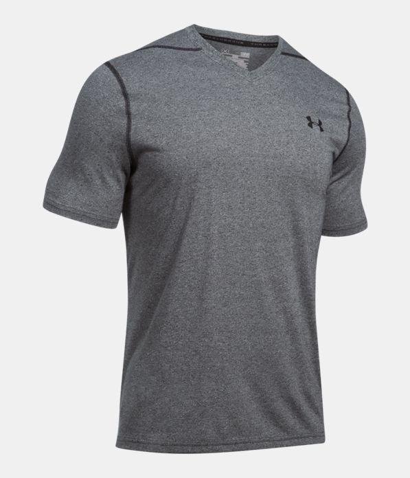 Under Armour Men/'s UA Threadborne Siro Short Sleeve Shirt NWT