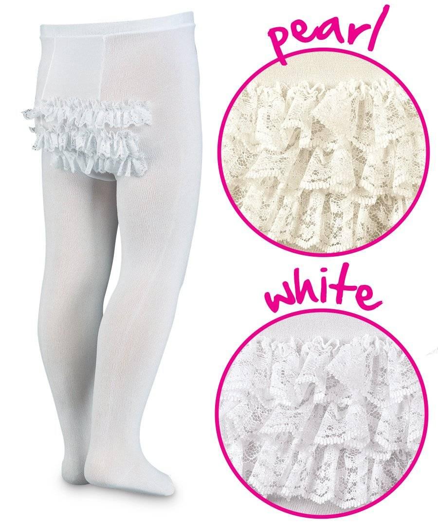 NEW Jefferies Pima Cotton Rhumba Footless Tights  0-6 6-18 18-24 Months