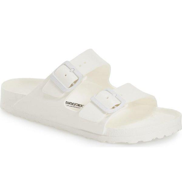 white arizona birkenstocks sale
