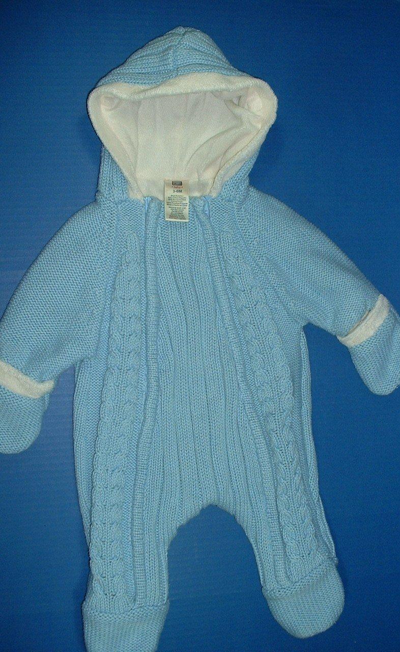048349606 Details about Boys Snowsuits Snuggle Suits Faded Glory 3-6M Talbot Kids 6M Lands  End 24M