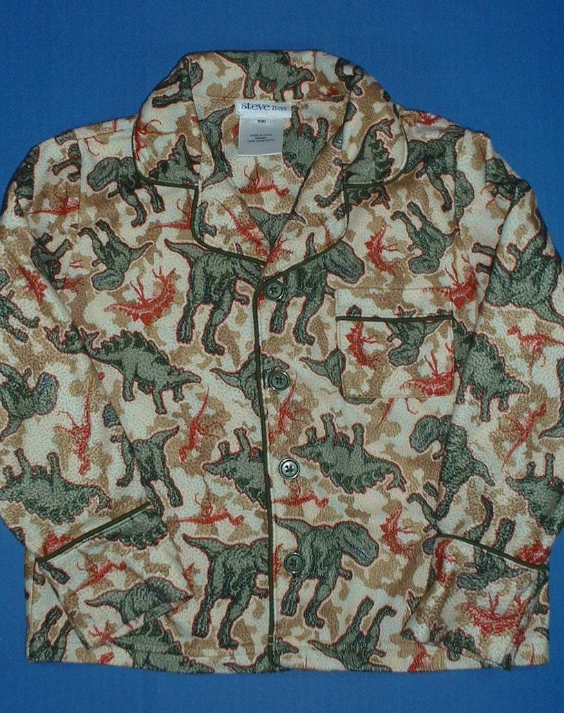 Boys Pajamas Tom Jerry Kitchoua St. Eve Joe Boxer 12M, 3T, 3Y, 4Y ...