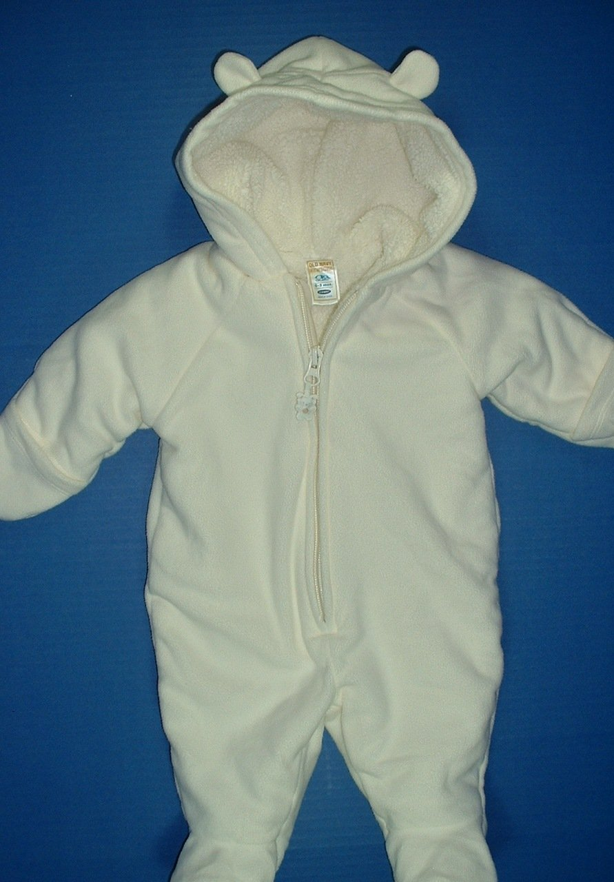 de03cefefe35 Girls Snowsuits Snuggle Suit Old Navy 0-3M 3-6M 12-18M DNKY 0-6M