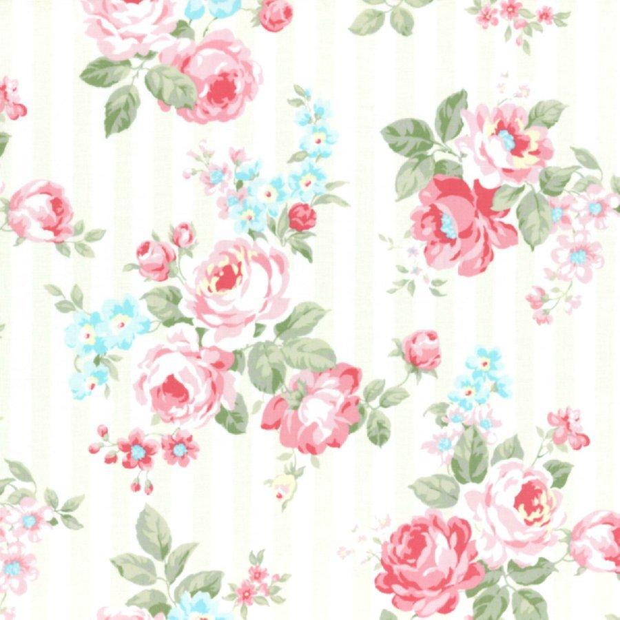 Strange Details About Cottage Shabby Chic Lecien Princess Rose Floral 31264L 10 W Cream Stripe Bty Download Free Architecture Designs Boapuretrmadebymaigaardcom