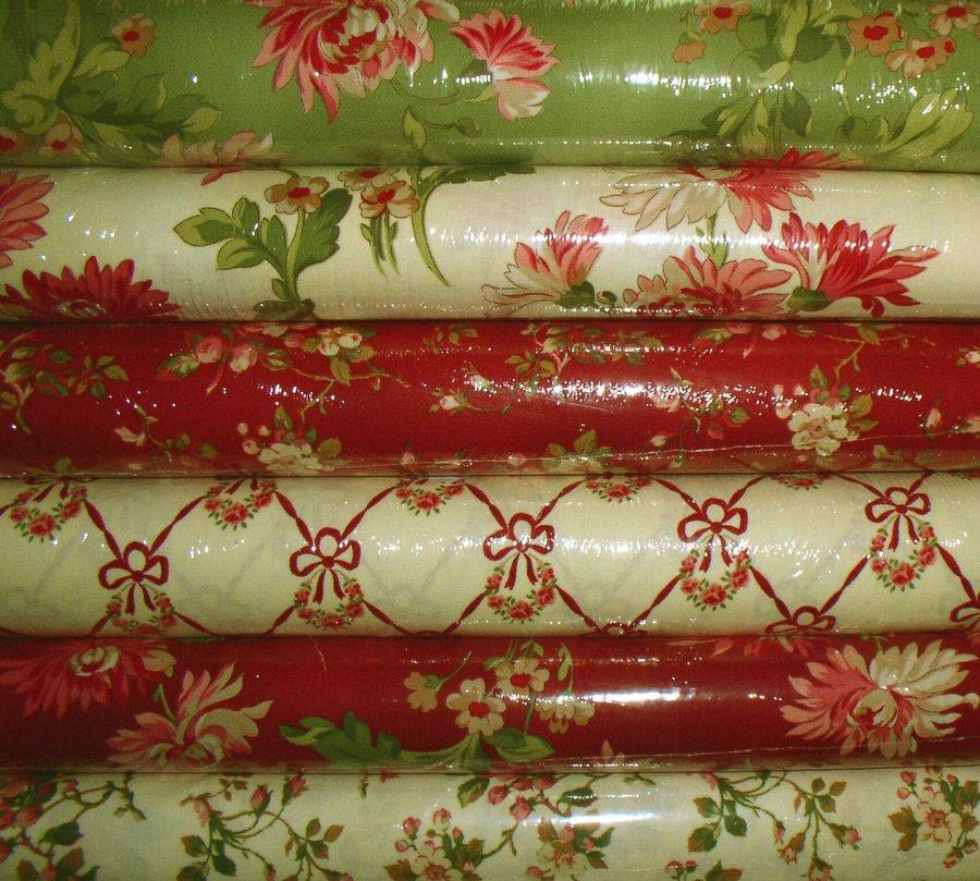 Clearance Robyn Pandolph Incarnadine Cream Ribbon Wreath
