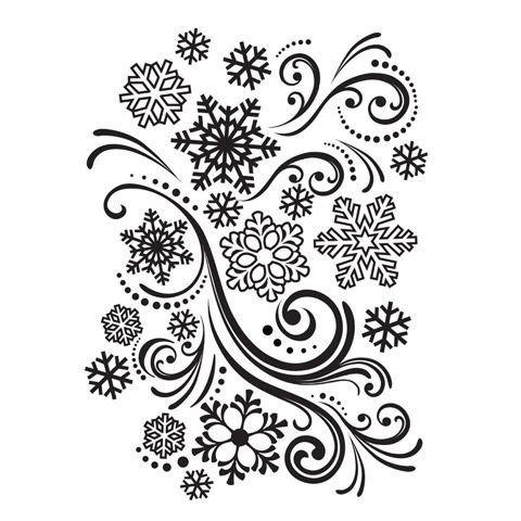 4.25 by 5.75-Inch Darice 1215-65 Embossing Folder Ornaments Hung Design