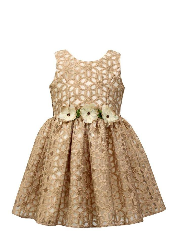 0a154653c JAYNE COPELAND® Girls' 10 Floral Burnout Dress NWT 796559374289 | eBay