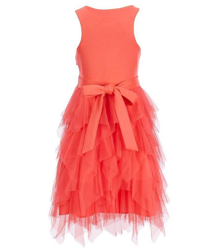 NWT Tween Diva by Rare Editions Girl Gray Holiday Dress Rhinestones size 7 8 14