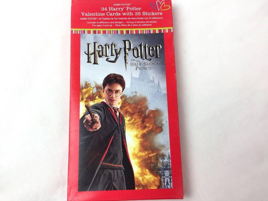 Harry Potter Valentines   Harry Potter Valentines Card