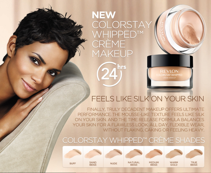 REVLON COLORSTAY WHIPPED CREME MAKEUP FOUNDATION PLEASE SELECT ...