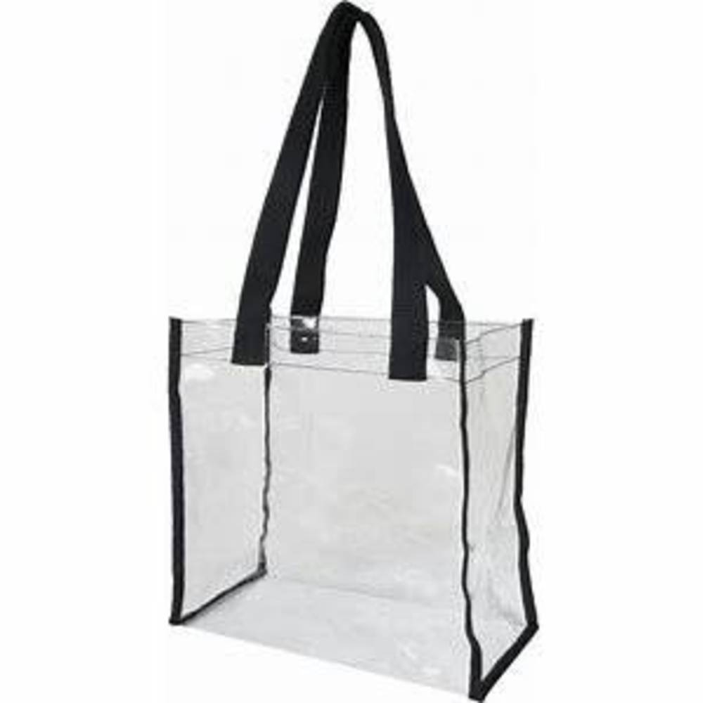 NFL Indianapolis Colts Clear Square Stadium Tote