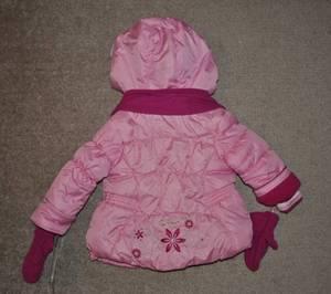 134a33e39b24 NWT  60-Girls ZeroXposur Pink Hooded Winter Snow Jacket