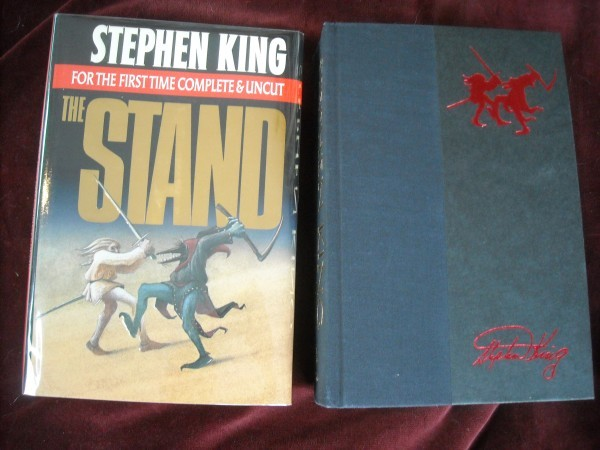 The Stand by Stephen King - First Signet 37th Printing January 1980 Paperback