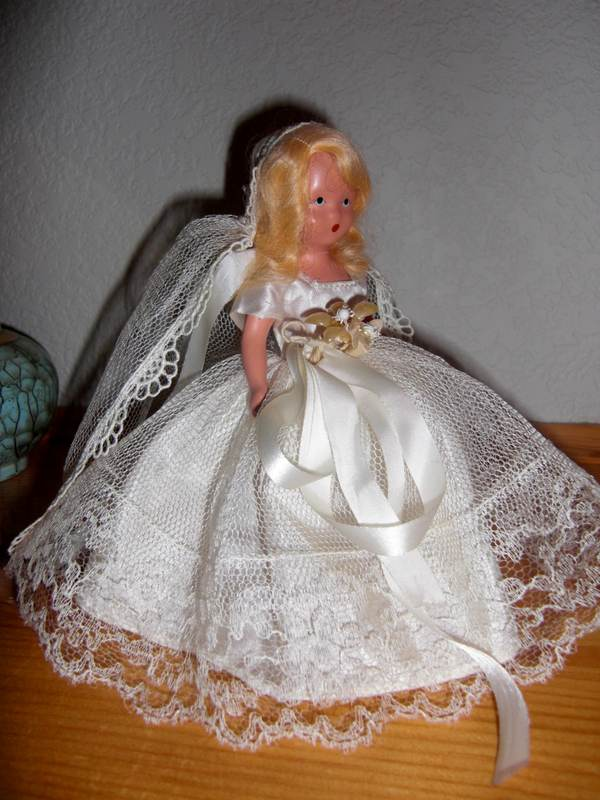 nancy ann storybook doll 301 orange blossom ebay. Black Bedroom Furniture Sets. Home Design Ideas