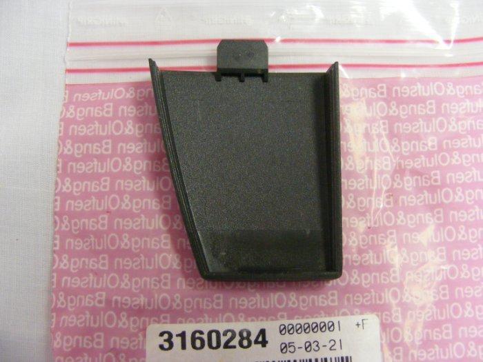 NEW OEM BANG /& OLUFSEN B/&O BEOCOM 6000 /& 1 PHONE CARBON BLACK REAR BATTERY COVER