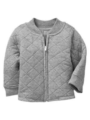 New Gap Quilted Jacket Size 6 12 18 24m Ebay